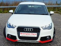 USED 2011 61 AUDI A1 1.4 TFSI COMPETITION LINE 3d 122 BHP