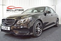 2016 MERCEDES-BENZ E CLASS 3.0 E350 BLUETEC AMG NIGHT EDITION 4d AUTO 255 BHP £20995.00
