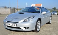 USED 2003 TOYOTA CELICA 1.8 VVT-I 3d 140 BHP Fast reliable comfortable