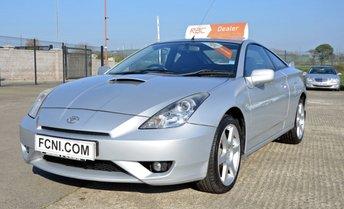 2003 TOYOTA CELICA 1.8 VVT-I 3d 140 BHP £1750.00