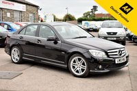 2010 MERCEDES-BENZ C CLASS 3.0 C350 CDI BLUEEFFICIENCY SPORT 4d AUTO 231 BHP £8975.00
