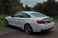 USED 2014 64 BMW 4 SERIES 2.0 420D XDRIVE M SPORT 2d AUTO 181 BHP FULL M PERFORMANCE KIT  4X4