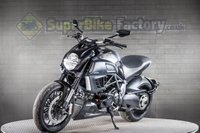 USED 2011 61 DUCATI DIAVEL USED MOTORBIKE NATIONWIDE DELIVERY GOOD & BAD CREDIT ACCEPTED, OVER 500+ BIKES IN STOCK