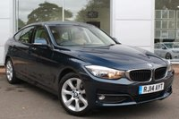 USED 2014 14 BMW 3 SERIES 2.0 320D SE GRAN TURISMO 5d 181 BHP FULLY LOADED WITH EXTRAS. FSH