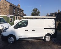 USED 2015 65 RENAULT TRAFIC 1.6 SL29 BUSINESS ENERGY DCI S/R P/V 1d 120 BHP
