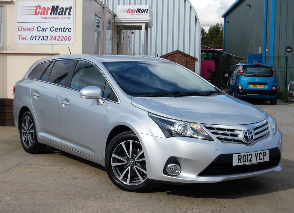 2012 Toyota Avensis Tr D 4d 7000