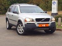 2005 VOLVO XC90 2.4 D5 SE 5d AUTO 161 BHP £7950.00