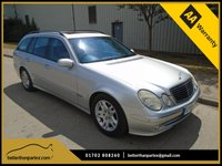 USED 2004 04 MERCEDES-BENZ E CLASS 2.1 DIESEL AUTOMATIC CDI AVANTGARDE 7 SEATS PART EXCHANGE AVAILABLE / ALL CARDS / FINANCE AVAILABLE