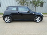USED 2009 59 MINI HATCH ONE 1.4 PETROL MANUAL 58000 MILES FULL SERVICE HISTORY 1 OWNER PART EXCHANGE AVAILABLE / ALL CARDS / FINANCE AVAILABLE