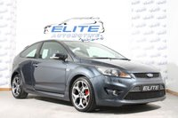 USED 2008 FORD FOCUS 2.5 ST-3 3d 223 BHP Leather, Xenons, FSH, S/S Exhaust System