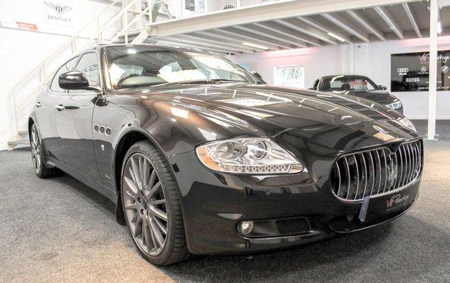 2011 61 MASERATI QUATTROPORTE 4.7 S 4d AUTO 430 BHP