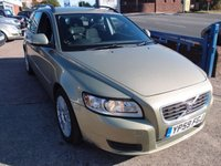 2009 VOLVO V50 1.6 D DRIVE S 5d 109 BHP £3495.00