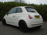USED 2012 12 FIAT 500 0.9 START STOP TWINAIR 85 BHP ONLY 28,000 MILES NO ROAD TAX PART EXCHANGE AVAILABLE / ALL CARDS / FINANCE AVAILABLE