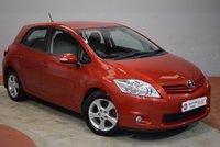 2010 TOYOTA AURIS 1.3 TR VVT-I 5d 101 BHP £4490.00