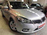 USED 2011 11 KIA CEED 1.6 2 5d AUTO 124 BHP