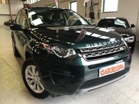 USED 2015 65 LAND ROVER DISCOVERY SPORT 2.0 TD4 SE 5d AUTO 180 BHP