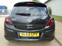USED 2012 62 VAUXHALL CORSA 1.2i 16V LIMITED EDITION ONLY 21,000 MILES PART EXCHANGE AVAILABLE / ALL CARDS / FINANCE AVAILABLE