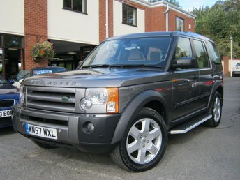 2008 LAND ROVER DISCOVERY 2.7 3 TDV6 HSE 5d AUTO 188 BHP £SOLD
