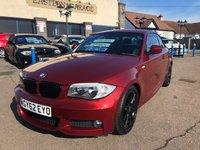 USED 2012 62 BMW 1 SERIES 2.0 120D M SPORT 2d AUTO 175 BHP