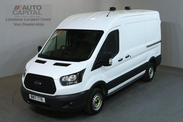 2017 17 FORD TRANSIT 2.0 310 L2 H2 105 BHP MWB M/ROOF AIR CON EURO 6 VAN AIR CONDITIONING EURO 6 ENGINE