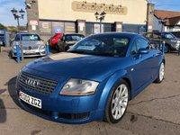 2002 AUDI TT 1.8 QUATTRO 3d 221 BHP £2995.00