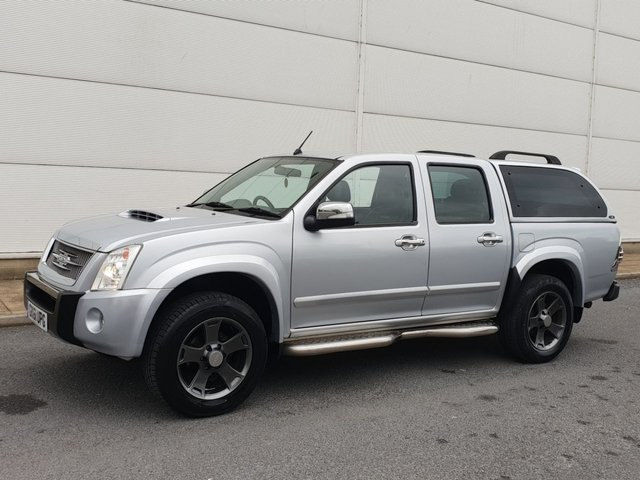 View our ISUZU RODEO