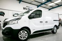 USED 2015 15 RENAULT TRAFIC 1.6 SL27 BUSINESS DCI S/R P/V 1d 115 BHP