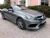2015 MERCEDES-BENZ E CLASS 2.1 E220 BLUETEC AMG LINE 2d AUTO 174 BHP £17995.00