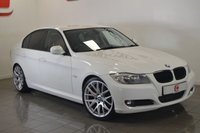 USED 2010 60 BMW 3 SERIES 2.0 320D [SAT NAV] EFFICIENTDYNAMICS 4d 161 BHP LOW MILES + SAT NAV + 19 INCH IMMACULATE ALLOYS + REAR PRIVACY GLASS