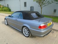 USED 2005 05 BMW 3 SERIES 2.5 PETROL AUTOMATC CI M SPORT 60,000 MILES PART EXCHANGE AVAILABLE / ALL CARDS / FINANCE AVAILABLE