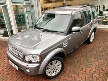 2011 LAND ROVER DISCOVERY 4 3.0 4 SDV6 XS 5d AUTO 255 BHP £18250.00