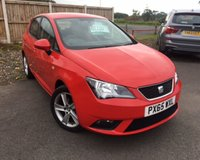 USED 2015 65 SEAT IBIZA 1.4 TOCA 5d 85 BHP ONE OWNER FROM NEW !!!