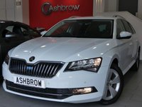 2016 SKODA SUPERB ESTATE 2.0 TDI SE BUSINESS 5d 150 S/S £14983.00
