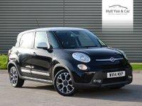2014 FIAT 500L 1.6 MULTIJET TREKKING 5d 105 BHP £6995.00