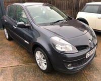 2007 RENAULT CLIO 1.6 INITIALE 16V 5d 111 BHP £2750.00