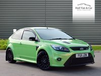 2011 FORD FOCUS 2.5 RS 3d 300 BHP £24995.00