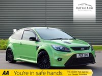 USED 2011 11 FORD FOCUS 2.5 RS 3d 300 BHP LOW MILES, EXCELLENT CONDITION