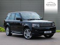 2012 LAND ROVER RANGE ROVER SPORT 3.0 SDV6 HSE 5d AUTO 255 BHP £16995.00