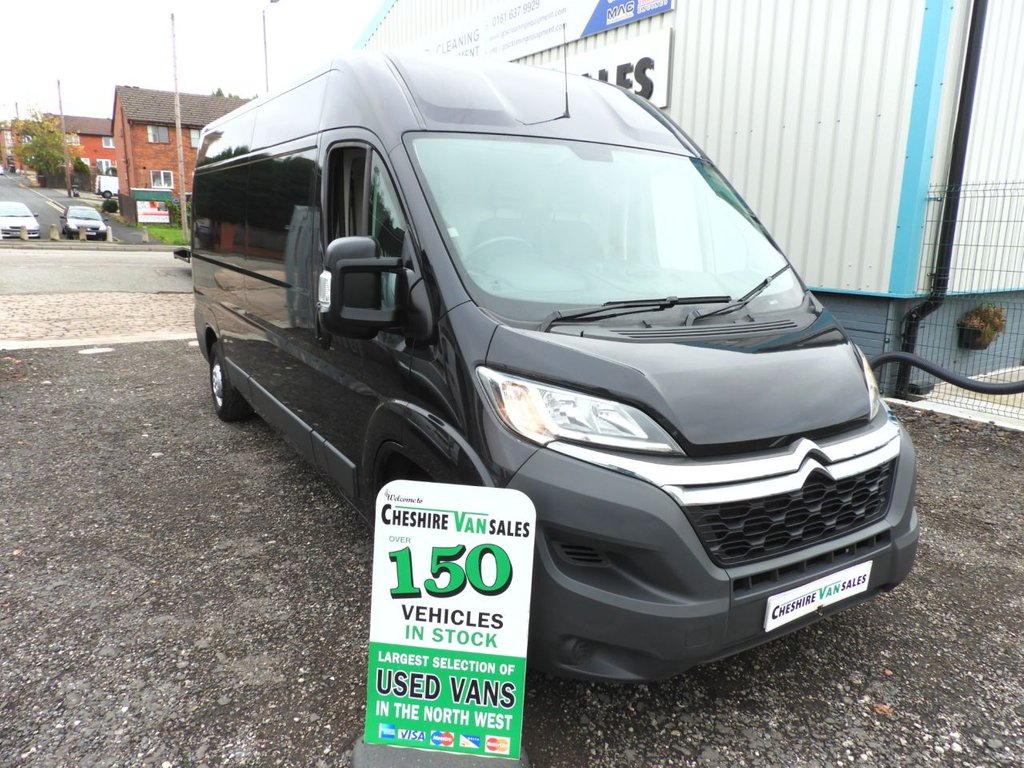 2016 Citroen Relay 35 L3h2 Enterprise Hdi 163 10 395