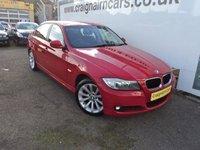 2010 BMW 3 SERIES 2.0 320D SE 4d AUTO 181 BHP £7995.00