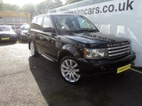 USED 2006 06 LAND ROVER RANGE ROVER SPORT 4.2 V8 S/C 5d AUTO 385 BHP Last Owner Past 6 Years Full Service History
