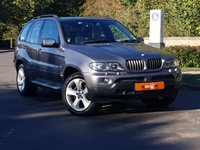 USED 2005 55 BMW X5 3.0 SPORT 24V 5d AUTO 228 BHP ULTRA LOW MILEAGE ONLY 24K VGC