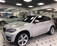 2008 BMW X6 XDRIVE35D £SOLD