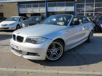 2012 BMW 1 SERIES 2.0 118D SPORT PLUS EDITION 2d 141 BHP £9995.00