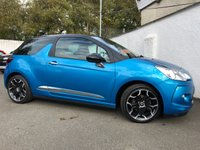 2013 CITROEN DS3 1.6 E-HDI DSTYLE PLUS 3d 90 BHP £5495.00