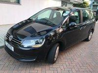 2015 VOLKSWAGEN SHARAN 2.0 S TDI DSG 5d AUTO 142 BHP £7390.00