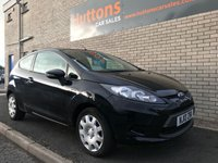 USED 2010 10 FORD FIESTA 1.2 EDGE 3d 59 BHP