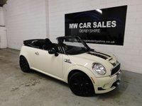 2009 MINI CONVERTIBLE 1.6 COOPER S 2d 175 BHP £5995.00