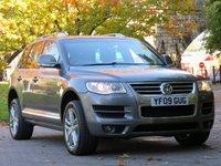 2009 VOLKSWAGEN TOUAREG 2.5 ALTITUDE DPF 5d AUTO 172 BHP £8777.00