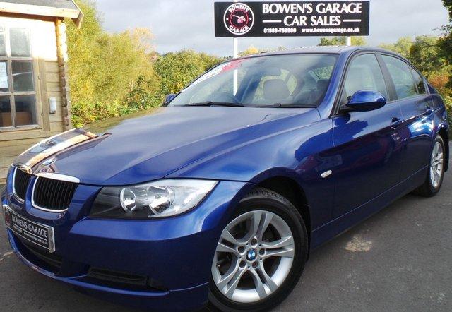 2008 08 BMW 3 SERIES 2.0 318I SE 4d 148 BHP
